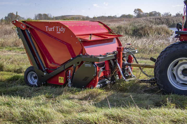 Image for Turf-Tidy 3000 as Scarifier