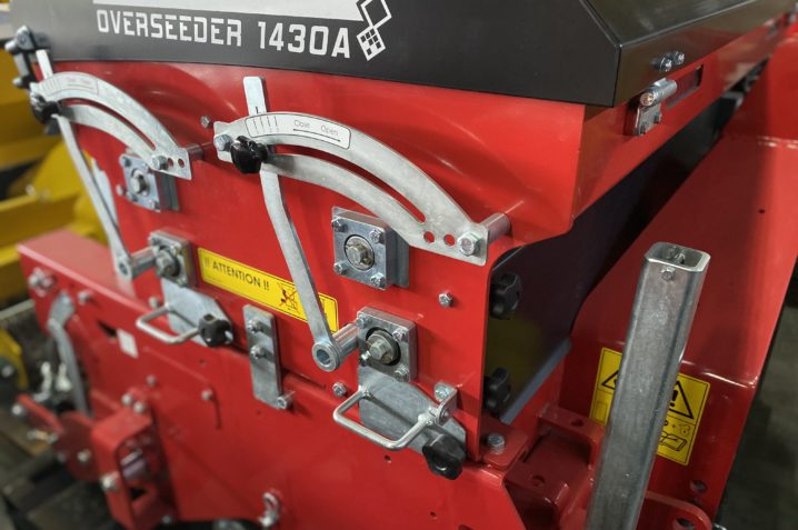Image for Double Disc Overseeder 1430A