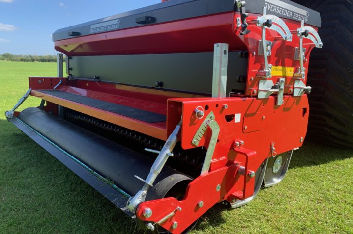 Double Disc Overseeder 2230A