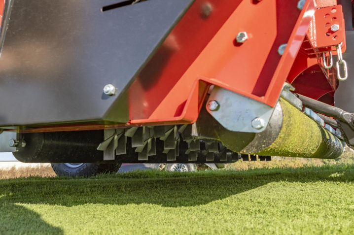 Images Turf-Tidy 3000 as Scarifier
